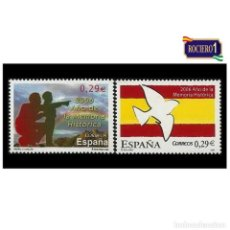 Sellos: ESPAÑA 2006. EDIFIL 4286-87 4287. AÑO DE LA MEMORIA HISTÓRICA. NUEVO** MNH. Lote 194886101