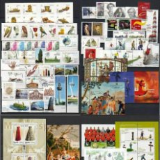 Sellos: ESPAÑA AÑO 2008 COMPLETO CON CARNET Y HB NUEVO SIN CHARNELA MNH**. Lote 194887497
