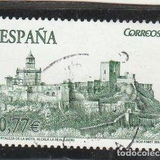 Sellos: ESPAÑA 2004 - EDIFIL NROS. 4099 - CASTILLO - USADO -. Lote 194900492