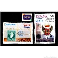 Sellos: ESPAÑA 2005. EDIFIL 4190-91 4191, CENTENARIOS. NUEVO** MNH. Lote 194905221