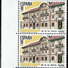 Sellos: ESPAÑA 1985 - EDIFIL 2790 (**) PAREJA. Lote 194917587