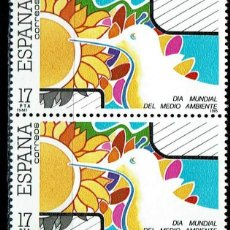 Sellos: ESPAÑA 1985 - EDIFIL 2793 (**) PAREJA. Lote 194921266