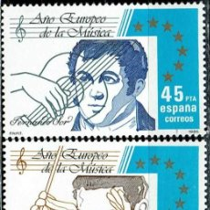Sellos: ESPAÑA 1985 - EDIFIL 2803/2805 (**). Lote 194968811