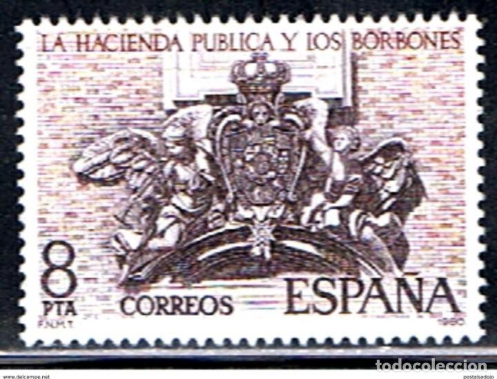 ESPAÑA // EDIFIL 2573 // 1980 ... NUEVO (Sellos - España - Juan Carlos I - Desde 1.975 a 1.985 - Nuevos)