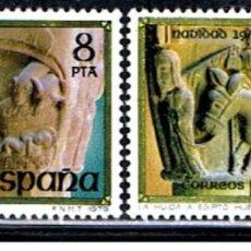 Sellos: ESPAÑA // EDIFIL 2550, 2551 // 1979 ... NUEVOS. Lote 194991441