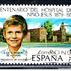 Sellos: ESPAÑA // EDIFIL 2548 // 1979 ... USADO. Lote 194991687