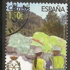 Sellos: ESPAÑA 2019. INGENIEROS DE MONTES. EDIFIL Nº 5303. Lote 194992446