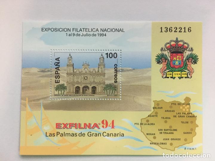Sellos: Sellos Nuevos España Año 1994 completo con hojitas - Foto 2 - 206826325