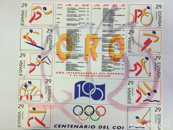 Sellos: Sellos Nuevos España Año 1994 completo con hojitas - Foto 3 - 206826325