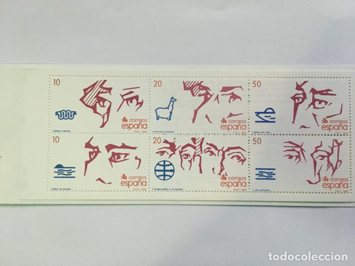 Sellos: Sellos Nuevos España Año 1988 completo con hojitas y carné - Foto 3 - 206826638