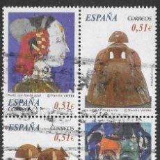 Sellos: SELLOS USADOS DE ESPAÑA, EDIFIL SH 4739A/ 39D FOTO ORIGINAL. Lote 195189692