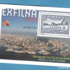 Sellos: HB 2001 EXFILNA 2001 SELLO DE 1,56 EUROS DE FACIAL , 30% DESCUENTO. Lote 195231760