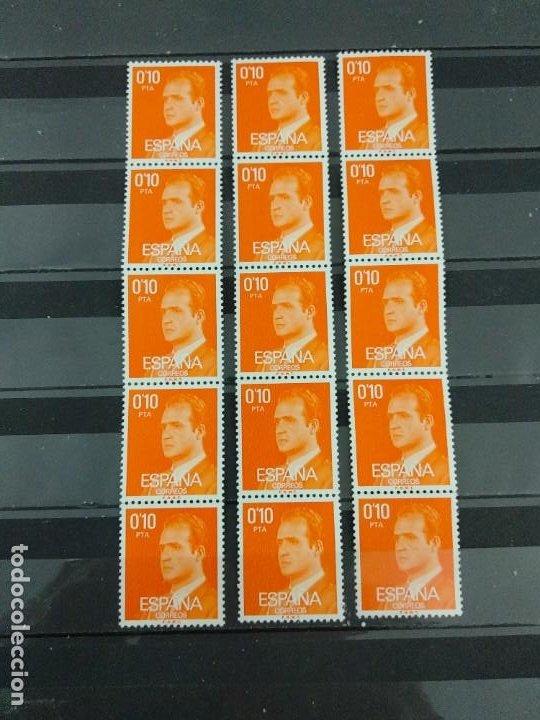 1977 JUAN CARLOS I (Sellos - España - Juan Carlos I - Desde 1.975 a 1.985 - Nuevos)