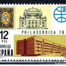 Sellos: ESPAÑA // EDIFIL 2524 // 1979 ... NUEVO. Lote 195508872