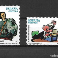 Sellos: COMICS. ESPAÑA. EMIT. 10-5-1996. Lote 195531222