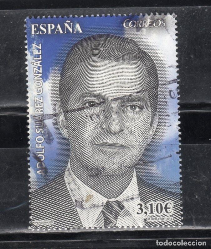 ED Nº S.H. 4837 USADO (Sellos - España - Juan Carlos I - Desde 2.000 - Usados)