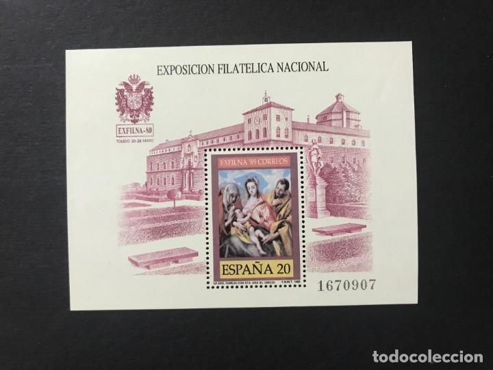 ESPAÑA 1989 EDIFIL3012** MNH (Sellos - España - Juan Carlos I - Desde 1.986 a 1.999 - Nuevos)