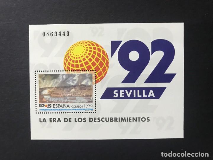 ESPAÑA 1992 EDIFIL 3191** MNH (Sellos - España - Juan Carlos I - Desde 1.986 a 1.999 - Nuevos)