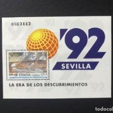 Sellos: ESPAÑA 1992 EDIFIL 3191** MNH. Lote 195805203