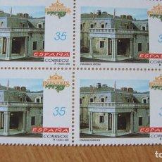 Sellos: ESPAÑA 1998 EDIFIL 3533 BLOQUE 4 NUEVOS PEFECTOS. Lote 195974107