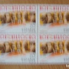 Sellos: ESPAÑA 1998 EDIFIL 3536 BLOQUE 4 NUEVOS PEFECTOS. Lote 195975213