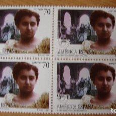 Sellos: ESPAÑA 1998 EDIFIL 3590 BLOQUE 4 NUEVOS PEFECTOS. Lote 195979740