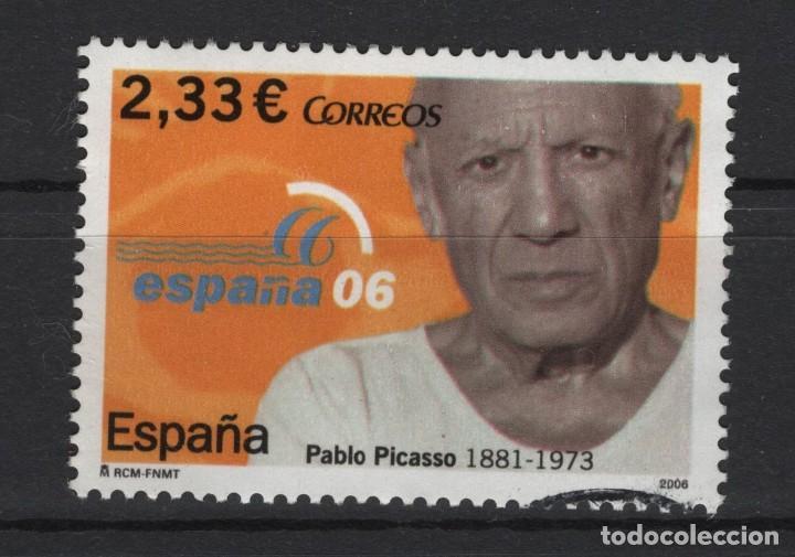TV_001/ ESPAÑA USADOS 2006, EXPOSICION MUNDIAL, ESPAÑA 06 (Sellos - España - Juan Carlos I - Desde 2.000 - Usados)