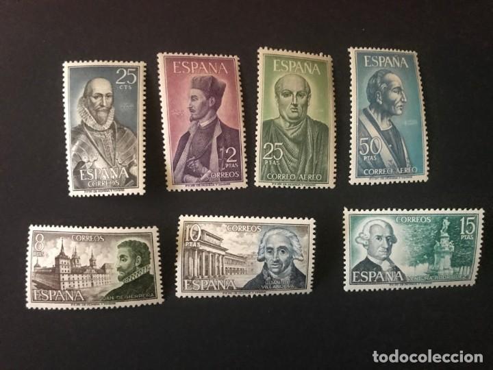 ESPAÑA 2 SERIES NUEVAS SIN CHARNELA MNH (Sellos - España - Juan Carlos I - Desde 1.975 a 1.985 - Nuevos)