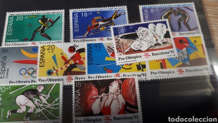 SELLOS NUEVOS DE ESPAÑA AÑO 1988 Y 1990 C54 (Sellos - España - Juan Carlos I - Desde 1.986 a 1.999 - Nuevos)