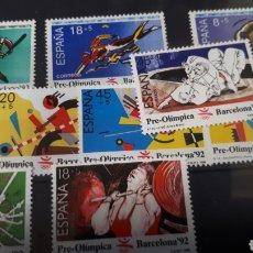 Sellos: SELLOS NUEVOS DE ESPAÑA AÑO 1988 Y 1990 C54. Lote 197344413