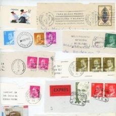 Sellos: LOTE DE SELLOS DE LOS 70 CON MATASELLOS. . Lote 197603222