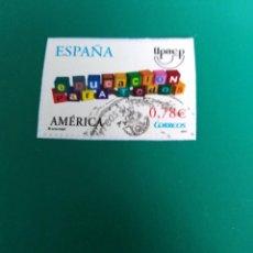 Sellos: -SELLO AMERICA UPAEP EDUCACIÓN PARA TODOS ESPAÑA. Lote 197713027