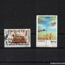 Timbres: ESPAÑA EDIFIL Nº 4162 + 4189 AÑO 2005 - 2 SERIE COMPLETA . Lote 198307736