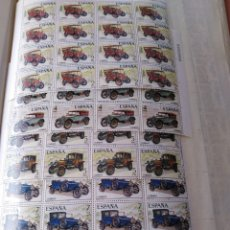 Sellos: SERIE COCHES 1977. Lote 198512728