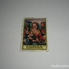 Sellos: ESPAÑA 1979 2538 SELLO DÍA DEL SELLO. JUAN DE JUANES IV CENT. DE SU MUERTE SAGRADA FAMILIA USADO. Lote 198573760