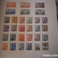 Sellos: ESPAÑA - LOTE DE 30 SELLOS USADOS. Lote 198573843