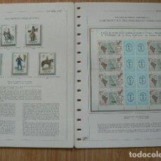 Sellos: SELLOS ESPAÑA 1977. Lote 198640235