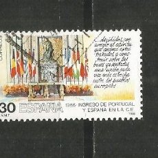 Selos: ESPAÑA EDIFIL NUM. 2827 USADO. Lote 198729375