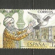 Francobolli: ESPAÑA EDIFIL NUM. 2858 USADO 2859. Lote 198730057