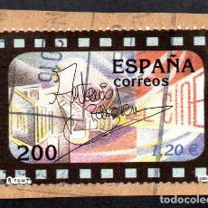 Sellos: SELLO USADO ESPAÑA 2000. EDIFIL SH 3758 C. ANTONIO BANDERAS. CINE. Lote 198941301
