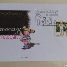 Timbres: ESPAÑA - S. P. D 4308 HOMENAJE AL MAESTRO (FOTOGRAFÍA REAL). Lote 199147721