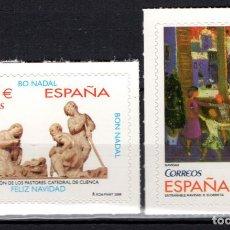 Timbres: ESPAÑA 4278/79** - AÑO 2006 - NAVIDAD. Lote 199254512