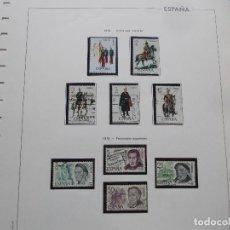 Sellos: EDIFIL SELLOS ESPAÑA . Lote 199750736