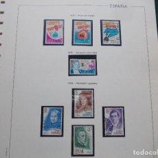 Sellos: EDIFIL SELLOS ESPAÑA . Lote 199750770