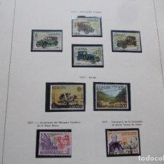 Sellos: EDIFIL SELLOS ESPAÑA . Lote 199751003
