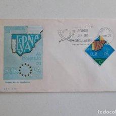Sellos: 1978 PRIMER DIA DE CIRCULACIÓN, EUROPA. Lote 201174622
