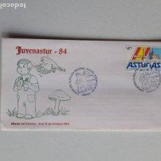 Sellos: 1984 JOVENASTUR 84. Lote 201174740