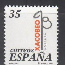 Timbres: ESPAÑA, 1998 EDIFIL Nº 3525 /**/, AÑO SANTO COMPOSTELANO, XACOBEO '99. Lote 201783513