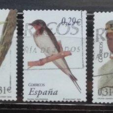 Sellos: AVES - VARIOS AÑOS - USADOS. Lote 201920685