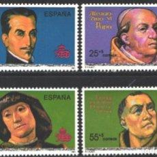 Selos: ESPAÑA,1991 EDIFIL Nº 3137 / 3140 /**/, V CENTENARIO DEL DESCUBRIMIENTO DE AMÉRICA. . Lote 202034995
